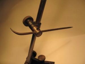 Scriber mount
