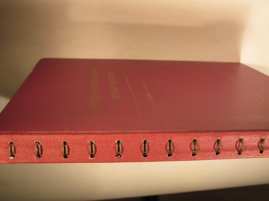 Peterson spiral bound spine