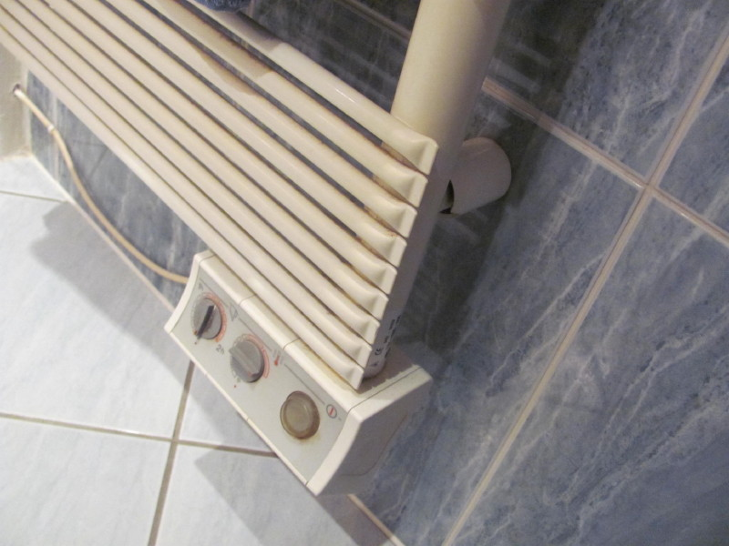 Big Towel rail