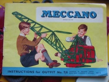 Meccano cover