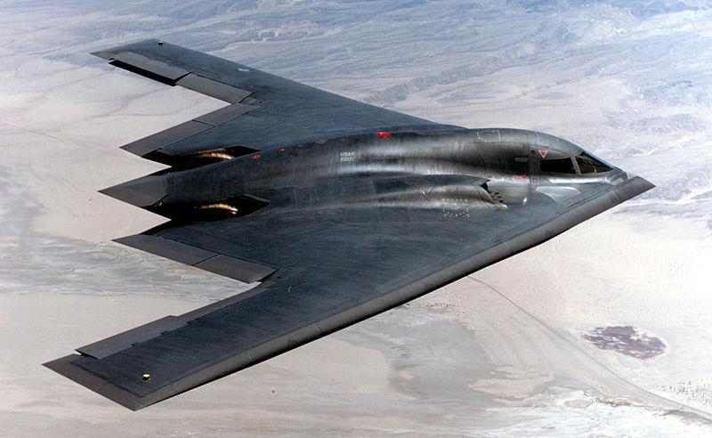 US_Air_Force_B-2_Spirit